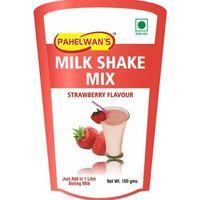 Strawberry Flavour Milkshake Mix