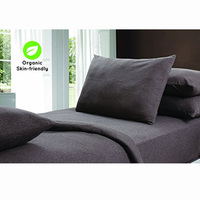 Theo Bed sheet 210x270 Brown
