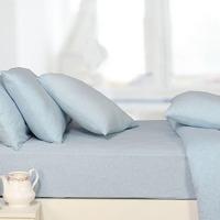 Theo Bedsheet 270x270 Blue