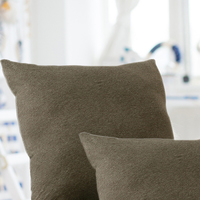 Theo Cushion cover 50x50 Brown
