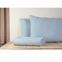 Theo Pillow covers  45x70 Blue