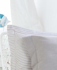 Reva pillow covers 45x70 Grey