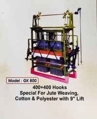 Power Jacquard Machine 400+400 = 800 Hooks