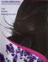 Vata Herbal Ayurvedic Hair Pack