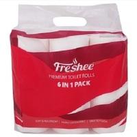 Fresh Premium Toilet Rolls