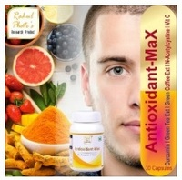 Rahul Phate Antioxidant Max for Every Man & Woman 30 Capsules