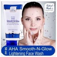 Rahul Phate AHA Smooth-N-Glow Skin Lightening Face Wash 50 ml