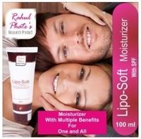 Rahul Phate Lipo-Soft Moisturizer with SPF and Skin Lightening Factor 100 ml