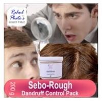 Rahul Phate Sebo Rough Dandruff Control Pack 200 g