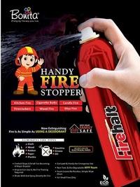 Firehalt - Handy Fire Stopper
