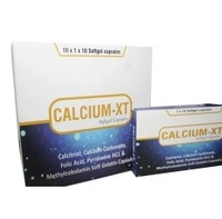 Calcitriol Calcium Carbonate Folic Acid, Pyridoxine HCL And Methylcobalamin Soft Gelatin Capsules