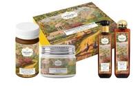 Hair Treatment Kit - Hair oil, Shampoo, Conditioner Spa, Capsule