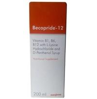 Becopride 12 Nutritional Supplement