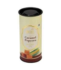 Flavored popcorns