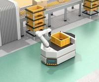 Robotic Material handling system