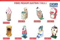 Animal Shape Dustbin