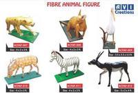 Fibre Animal Statue