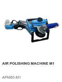 Air polishing mchine