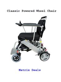 Classis Powered Wheel Chair