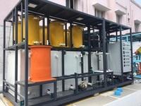 Electrolytic Effluent and Electrolytic Sewage Treatment Plant [e-ETP / e-STP]