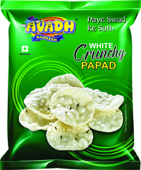 WHITE PAPAD
