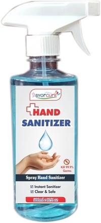 Hand sanitizer 500 ml B