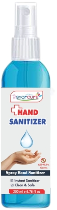 Hand sanitizer 200 ml