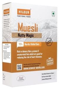 Muesli Nutty Magic