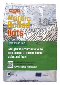Nordic Rolled Oats 1kg