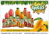 Delicious Fruit Drink