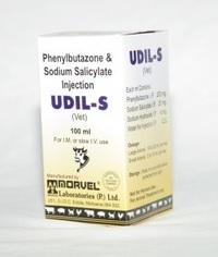 Phenyl Butazone & Sodium Salicylate (INJ. UDIL-S VET)