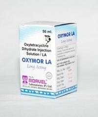 Oxytetracycline 20% (LA) (INJ. OXYMOR LA)