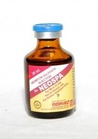 Neomycin Sulphate (INJ. NEOSPA VET)