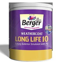 WeatherCoat Long Life 10 Exterior Paint