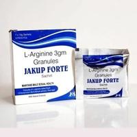 JAKUP FORTE -(1X7 Sachets) MALE STAMINA AND ENDURANCE