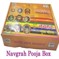 NAVGRAH POOJA BOX
