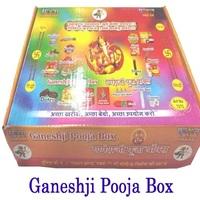GANESHJI POOJA BOX