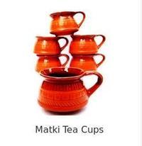 MATKI TEA CUPS