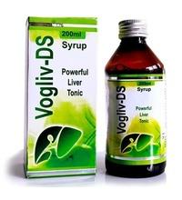 Vogliv DS Syrup - Ayurvedic liver tonic