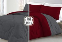 Solid Color Cosee Comforter