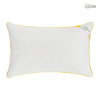 Gold Plus Quilted Microfibre Pillow