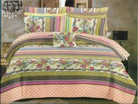 Sensation Glaze Cotton King Size Bed Sheet