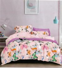 Essence Glaze Cotton Bed Sheets Queen Size