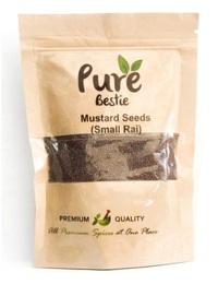 Mustard Seeds (Small Rai)