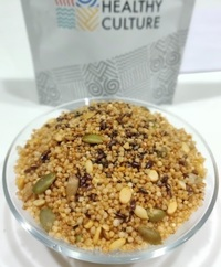 Quinoa Puff & Seed Mix - Wasabi