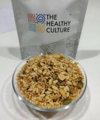 Quinoa Puff & Seed Mix with Rajgira - Jalepeno