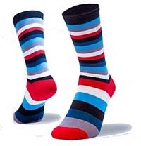 Santorini Crew Length Socks