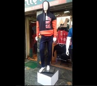 Shashwath Rotating Display for Mannenquins Capacity 35kgs