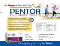 Pentor tab. (Joint Pain relief tab.)