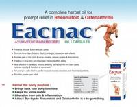 Eacnac oil (Joint pain , Rheumatoid arthritis)